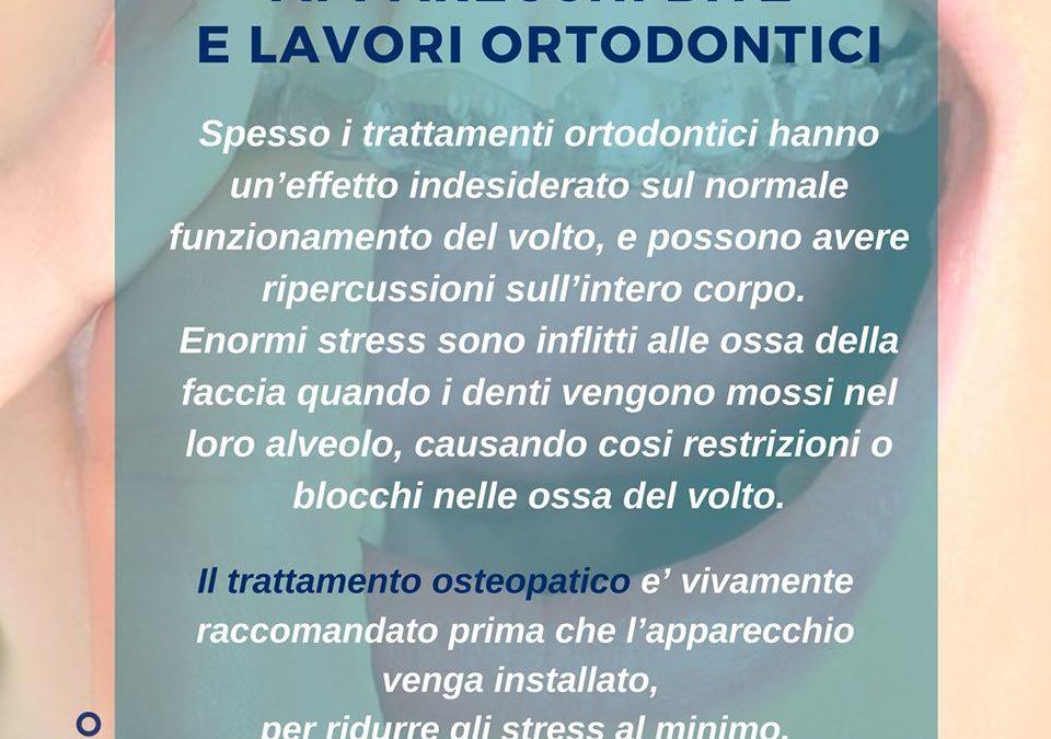 Apparecchi Bite e lavori ortodontici