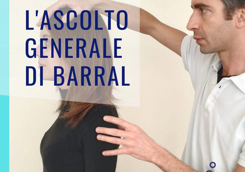 Il test generale di Barral