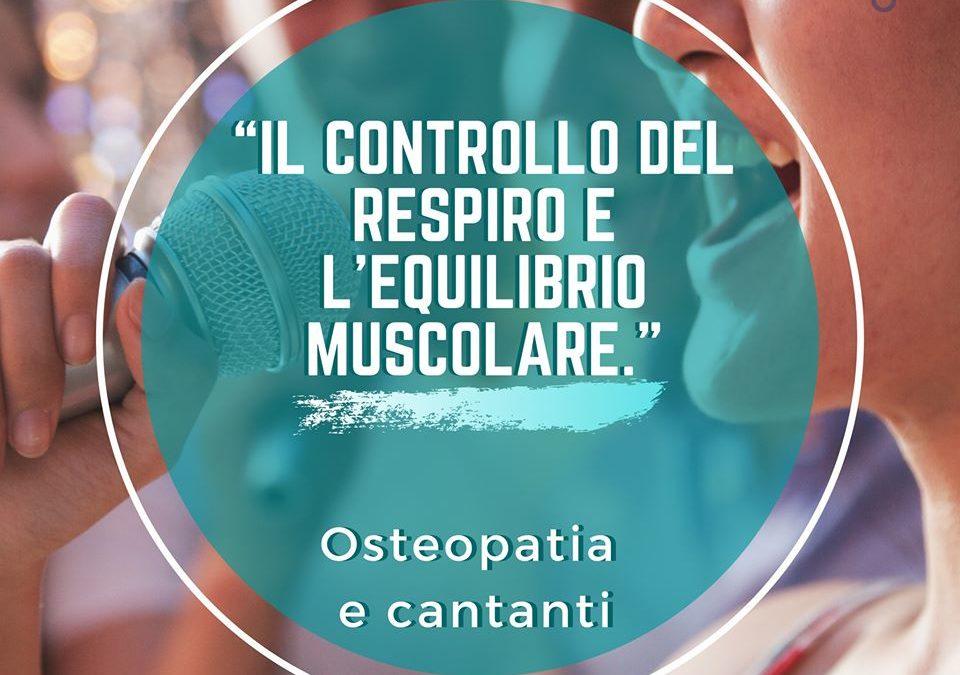 Osteopatia e Voce