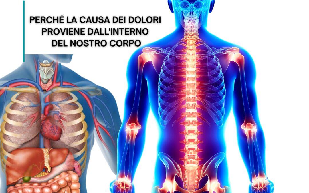 Osteopatia e trattamento dei dolori